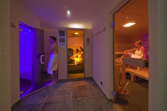 Wellness in Sonnenplateau Serfaus Tirol